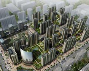 防水工程设计施工之龙鼎生活城