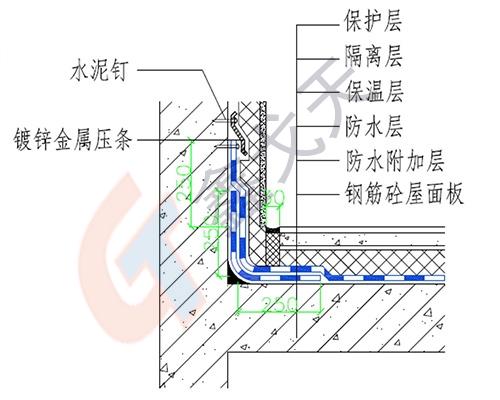 防水工程设计