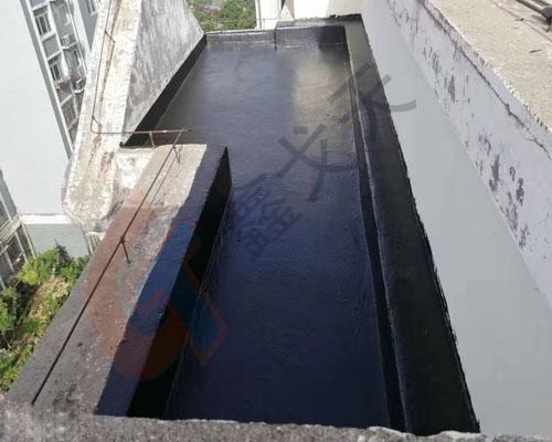 天沟防水施工