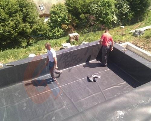 室外防水施工