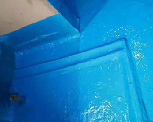 楼房防水施工