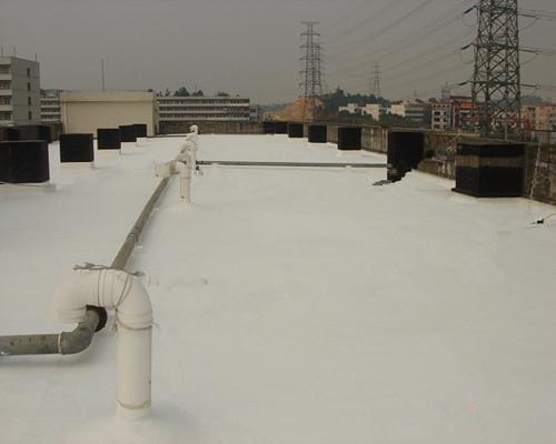 混凝土屋面防水
