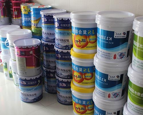 丙烯酸透明防水涂料