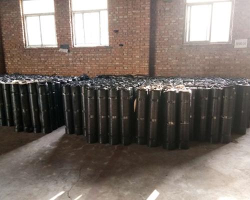 塑性体改性沥青防水卷材